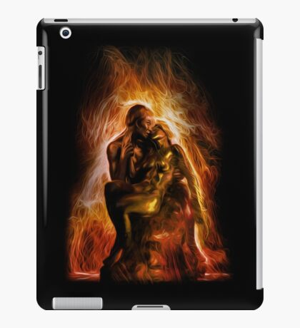 The Ashes and the Fire iPad Case/Skin