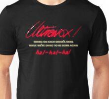 Ultravox Unisex T-Shirt