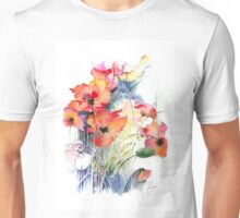 """""""Leaving the Shadow"""" from the series """"Blossoming Planet"""" Unisex T-Shirt"""