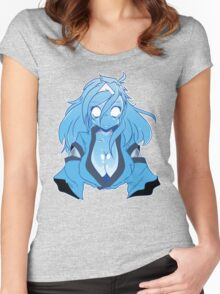A Cutie Ghost Women's Fitted Scoop T-Shirt