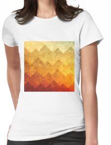 HillsHillsHills #2 Womens Fitted T-Shirt