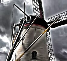 Eco Friendly Mill by Dennis Melling