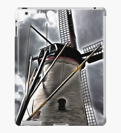 Eco Friendly Mill iPad Case/Skin