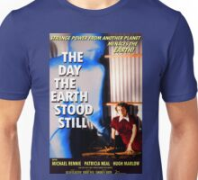 The Day The Earth Stood Still 1951 Poster Unisex T-Shirt