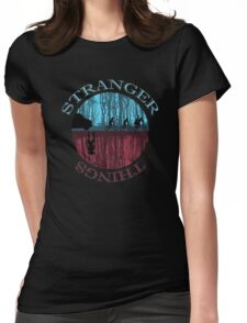 stranger Womens Fitted T-Shirt