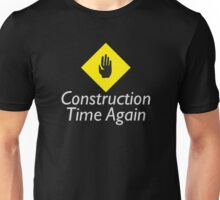 Construction Time Again DM 1983 Unisex T-Shirt