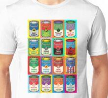Comic Book Soup Unisex T-Shirt