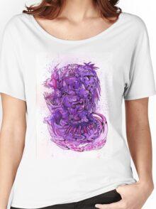 """""""Purple Biomass"""" Women's Relaxed Fit T-Shirt"""
