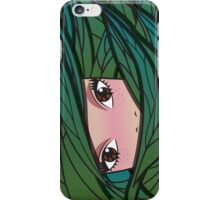 Fairy forest girl iPhone Case/Skin