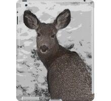 Cold Winter Survival iPad Case/Skin