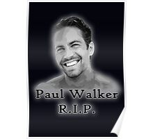 Walker RIP Poster