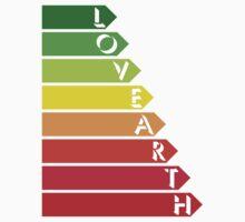 Lovearth rating Kids Tee