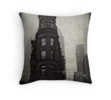 Church and Front Throw Pillow