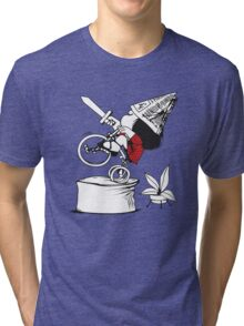 Conqueror Tri-blend T-Shirt