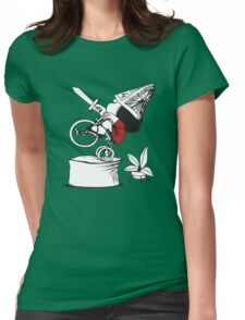 Conqueror Womens Fitted T-Shirt