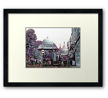 Gateway to Winter Framed Print