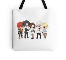 Mystic Messenger Print Tote Bag