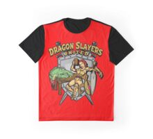 Dragon Slayers United Graphic T-Shirt