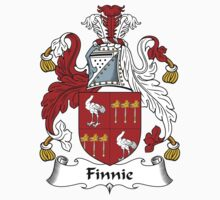 Finnie Coat of Arms / Finnie Family Crest by ScotlandForever