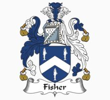 Fisher Coat of Arms / Fisher Family Crest by ScotlandForever