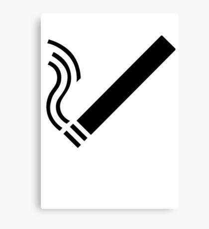 Cigarette Canvas Print