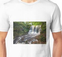 Glenariff Waterfall / County Antrim / Northern Ireland Unisex T-Shirt