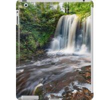 Glenariff Waterfall / County Antrim / Northern Ireland iPad Case/Skin