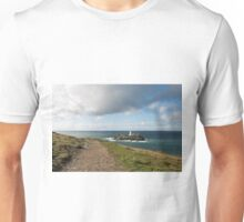 The Path to Godrevy Unisex T-Shirt