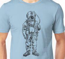 Vintage Helmet Diver Unisex T-Shirt