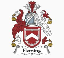 Fleming Coat of Arms / Fleming Family Crest by ScotlandForever
