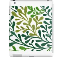 Olive tree iPad Case/Skin