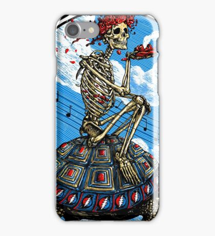 Grateful Dead - Terrapin Station iPhone Case/Skin