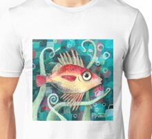 Something's Fishy Unisex T-Shirt