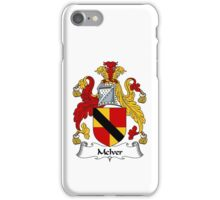 McIver Coat of Arms / McIver Family Crest iPhone Case/Skin