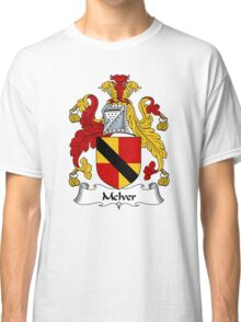 McIver Coat of Arms / McIver Family Crest Classic T-Shirt