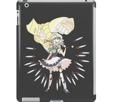 The Maid, the Pocket Watch, and the World iPad Case/Skin