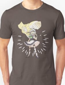 The Maid, the Pocket Watch, and the World Unisex T-Shirt