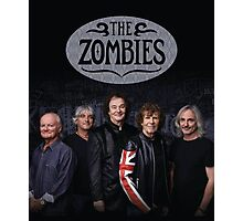 THE ZOMBIES TOUR 2016 Photographic Print
