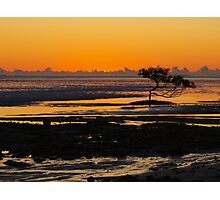 Dawn , Clairview Queensland Australia   Photographic Print