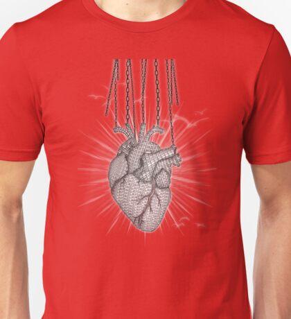 unchain my heart Unisex T-Shirt