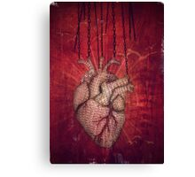 unchain my heart Canvas Print