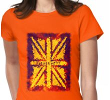 Spirit of '77 Womens Fitted T-Shirt