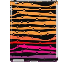 Stripes & Circles iPad Case/Skin