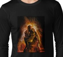 The Ashes and the Fire Long Sleeve T-Shirt