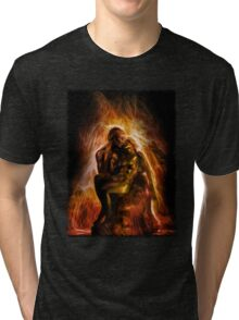 The Ashes and the Fire Tri-blend T-Shirt