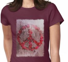 Cold War Womens Fitted T-Shirt