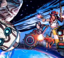 Borderlands - The Pre Sequel Sticker