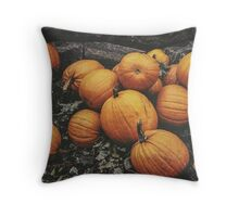 October II Throw Pillow