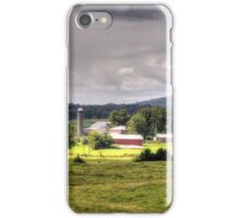 Fabulous Farm iPhone Case/Skin