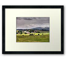 Fabulous Farm Framed Print